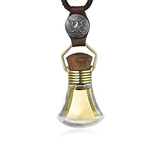 SryWj Auto Parfüm Anhänger Auto Ätherisches Öl Anhänger Kreative Auto Anhänger Hängen Öl LKW Weiblich -