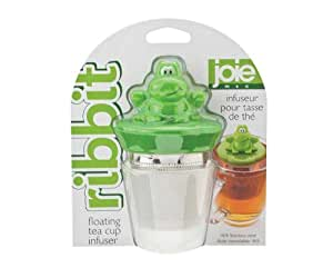 Joie Frog Floating Cup Brewer Tea Infuser by Joie