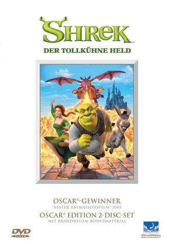 Bild von Shrek - Special Edition (2 DVDs)