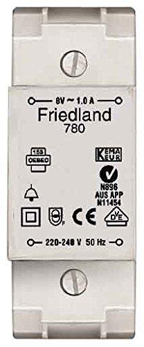friedland-bell-transformer-8v-1a-d780
