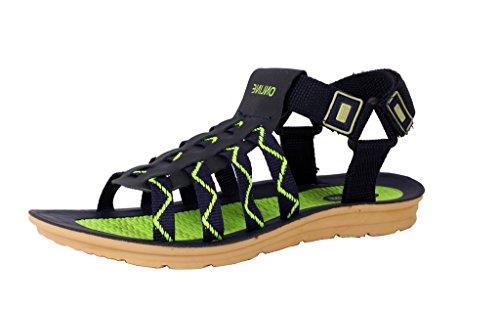 Leewon Men's Pu Sandals & Floaters