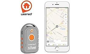Weenect Traceur GPS pour Senior