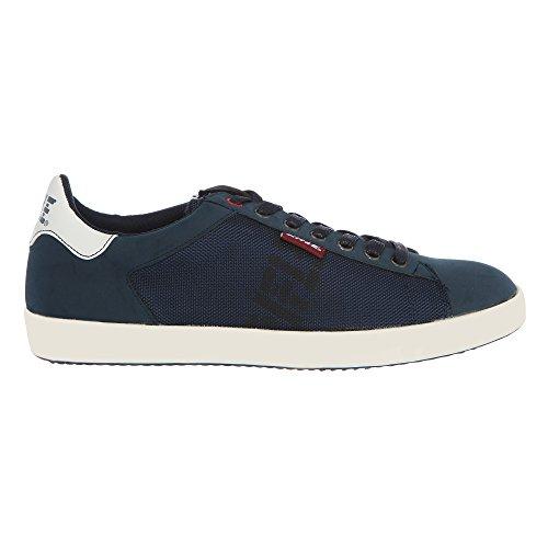 RIFLE Hommes Baskets, chaussures avec lacets 161M110807 TCHAD Bleu