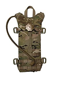 G.I. US Army Multicam MOLLE (100 oz.) Hydration Carrier with SOURCE WXP 3L/100oz Bladder by US Army