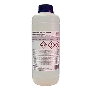 Ammoniakwasser rein (NH4OH) mind. 25 % - 1 Liter