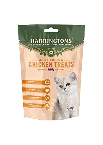 Inspired PET-62473 Harringtons Cat Treat Chicken (65 g) Packung mit 12 Stück