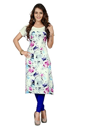 Kurti (Women\'s Clothing Kurti for women latest designer wear Kurti collection in latest Kurta beautiful bollywood Kurti for women party wear offer designer Kurta and kurtis)