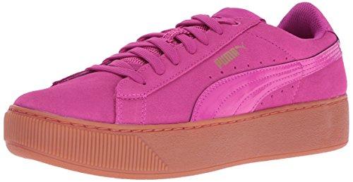 Puma Vikky Platform, Sneaker Alla Moda Donna Rose Violet-rose Violet