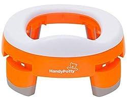 NIKIDOM Handy Potty–Pot de voyage et réducteur WC
