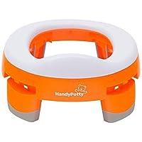 Nikidom Handy Potty - Orinal de viaje y reductor WC