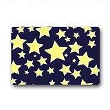 Dalliy goldene sterne Fu?matten Doormat Outdoor Indoor 23.6