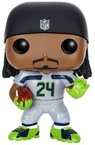 Funko 7562 No Actionfigur NFL 2: Marshawn Lynch (Seahawks)