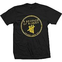 5 Seconds of Summer Yellow Derping Stamp Camiseta