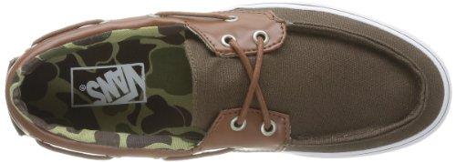 Vans U Zapato Del Barco, Unisex - Erwachsene Sneaker Braun - Marron (C L Canteen/C)