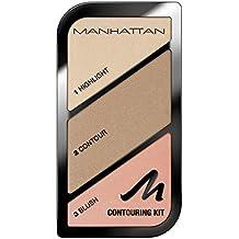 Manhattan - Kit de contouring, color 001, 1 unidad (1x 19g)