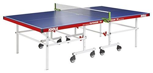 Blauer Outdoor-tischtennistisch (JOOLA TT-Tisch Outdoor TR, Blau, 11610)