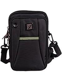 5c94402678e Trendy Dukaan™ Men Traveler Sling or Mobile Pouch, Attach to the Waist Belt  -