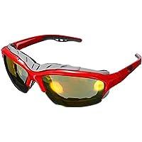 HONEY Reiten Polarisierte Brille Outdoor Sports - Männer und Frauen Läufer Mountainbike Anti-Wind ( Farbe : Schwarz ) PelmmQ