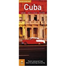 A Rough Guide Map Cuba