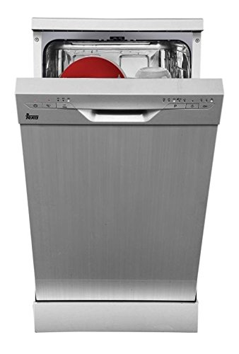 Teka LP8 410 Bajo encimera 9cubiertos A+ lavavajilla - Lavavajillas (Bajo encimera, Acero inoxidable, Slimline (45 cm), Acero inoxidable, Botones, 9 cubiertos)