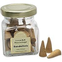 Unbekannt Räucherkegel Luxusdüfte Sandelholz preisvergleich bei billige-tabletten.eu