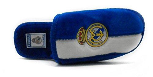 Real Madrid C.F., Scarpe outdoor multisport uomo bianco Size: 40