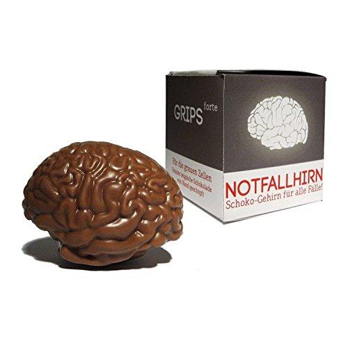 Notfallhirn Das Schoko-Gehirn für alle Fälle