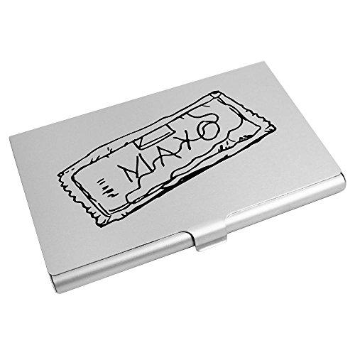 Azeeda \'Mayonnaise Beutel\' Visitenkartenhalter / Kreditkarte Geldbörse (CH00011517)
