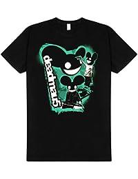 Deadmau5 - Mens 3 Heads Soft T-shirt