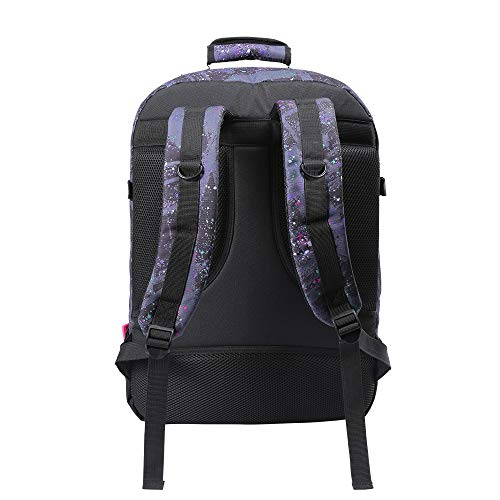 Cabin Max Backpack Flight Approved Cabin Bag - 55x40x20 cm - Rogue
