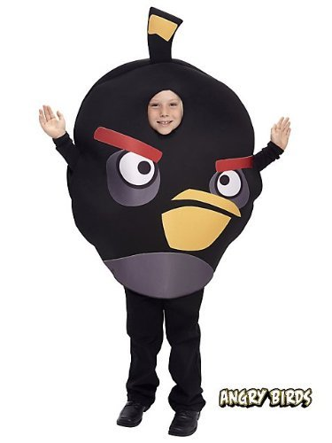 Original Angry Birds Costume - One SizeKinder, Kinder, Spiel, Spielzeug, Spielen (Angry Bird Kostüm)