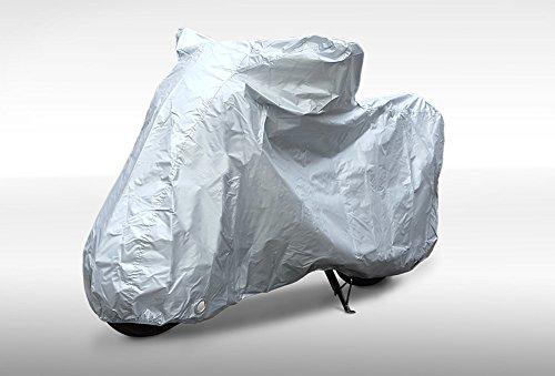 CoverZone Espirant, Imperméable Toutes Saisons, Super Sécurisé, Résistant Aux Rayons Uv Coupe Ajustée Nouvelle Housse De Moto Voyager Pour s'adapter Yamaha FJR 1300, A 2001-2016 Sport Touring CMC801_FRE15