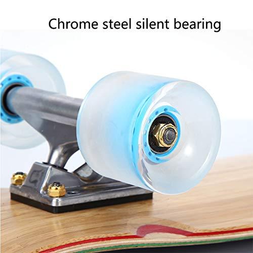 Zoom IMG-2 zhaoxianwei skateboard bamboo board scooter