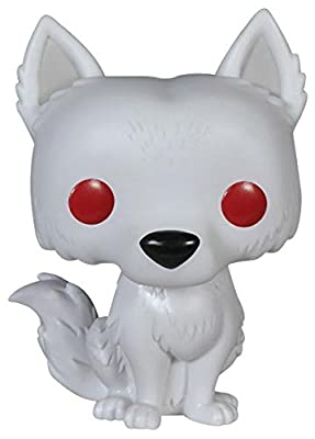 Game of Thrones Ghost Vinyl Figure 19 Collector's figure