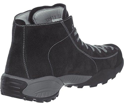 Herren Leichtwanderschuh Mojito Mid Wool asphalt gray