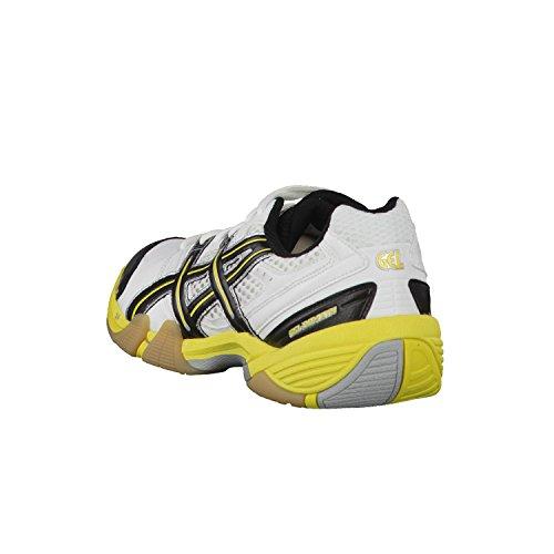 Asics Herren Handballschuhe GEL-Domain E216Y weiß/schwarz