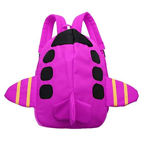 ucksack Mini Wasserdicht Schultasche Rucksäcke Modische Kindergarten Kinder Bookbag Schultasche Reiserucksack Geburtstagsgeschenke für Vorschule Baby Jungen Mädchen (Rosa) ()