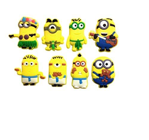 despicable-me-minions-8-piece-mini-fridge-magnet-set-3-uk-shipped-3-4-cm