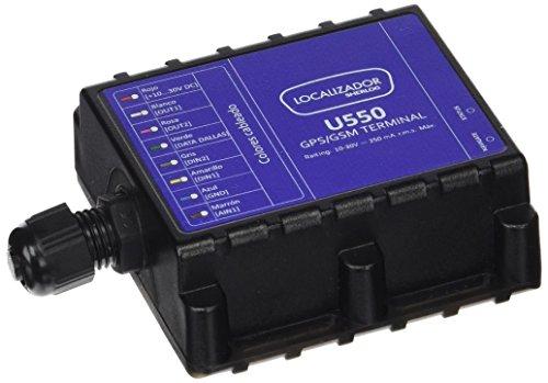 Sherlog LOC-550 - Sistema de localización GPS con Acceso App y batería,...