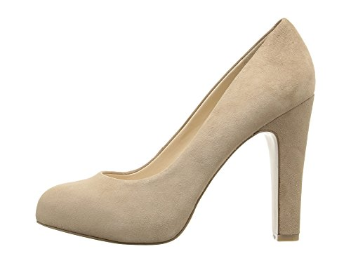 Nine West Scardino Daim Talons Natural