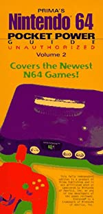 Nintendo 64 Pocket Power Guide - Unauthorized de Prima Games
