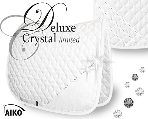 Aiko Schabracke Deluxe Crystal - Limited, Weiss-silvernight, WB-DR