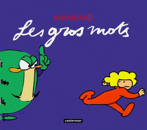 Mamemo, Tome 2 : Les gros mots