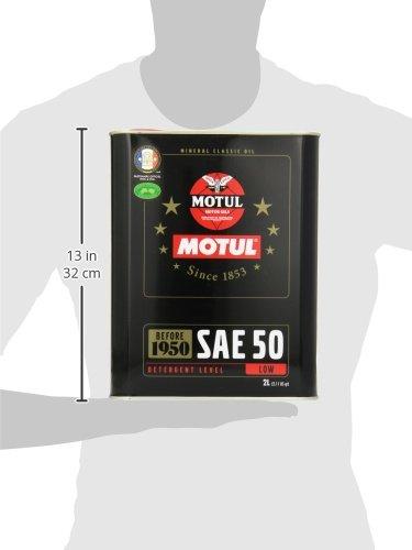 Motul Classic Oil SAE 502L pas cher