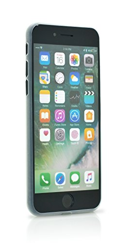iProtect Silikon Schutzhülle Apple iPhone 7, iPhone 8 Soft case gummiert in Schwarz IP7 Soft Case matt Weiss