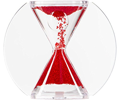 Sanduhr PARADOX Soul 4 Minuten in 6 Farben (rot)