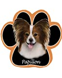 E&S Pets Papillon Non Slip Paw Shaped Mouse Pad