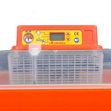 Covatutto 54 Motorbrüter / Brutmaschine- Vollautomatisch -Energiesparmodell – digital - 2