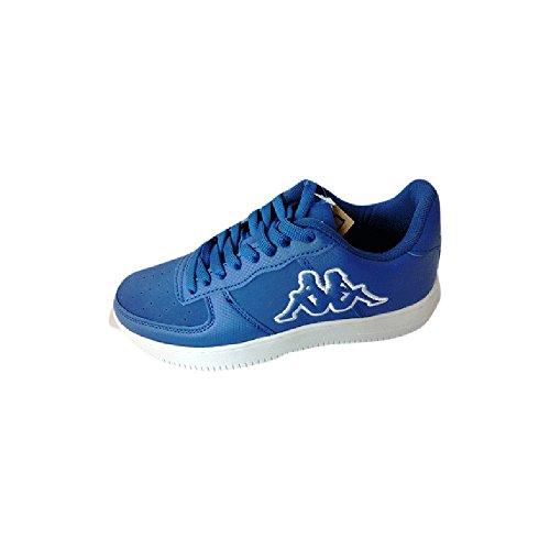 Kappa Caserta Mid V Footwear Air Force Zapatillas Deportivas Hombre Alta an56 Azul Lavanda - 37 1/3