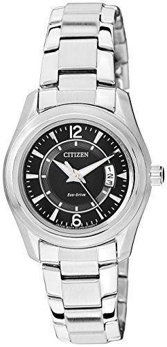 Citizen joy lady eco drive fe1010-57e - orologio da polso donna